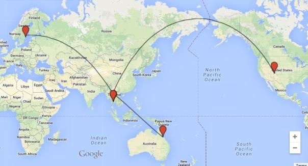 travel 2015